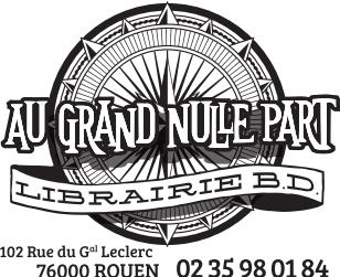Librairie Au Grand Nulle Part - Logo